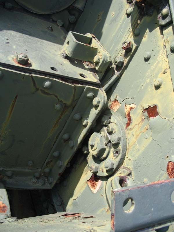 MkIV (female) Tank, Aberdeen Proving Ground, by Matthew Flegal