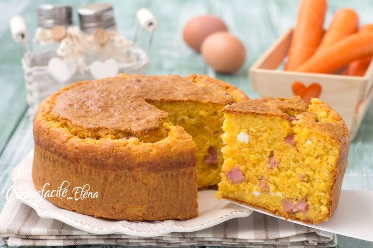 Torta+salata+alle+carote