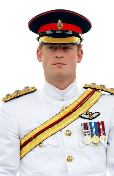 Prince Harry attends the UK commemoration at the Cassino Commonwealth War Cemetery on May 19, 2014 in Cassino, Italy.