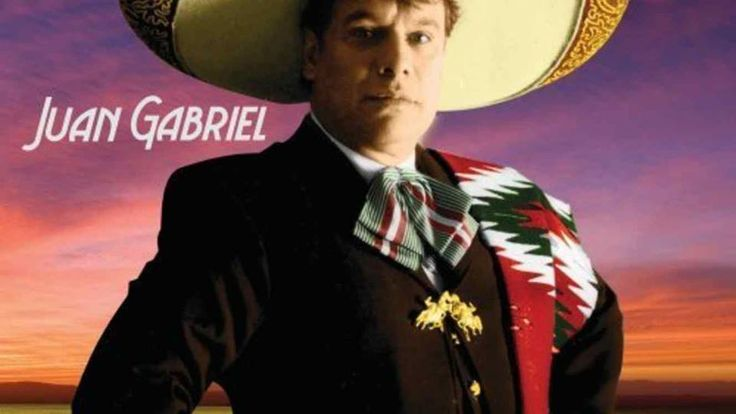 Juan Gabriel singer from Mexico