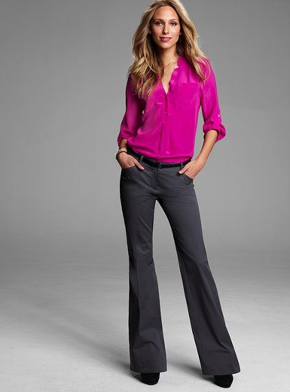 The Christie Flare Pant - Victoria's Secret