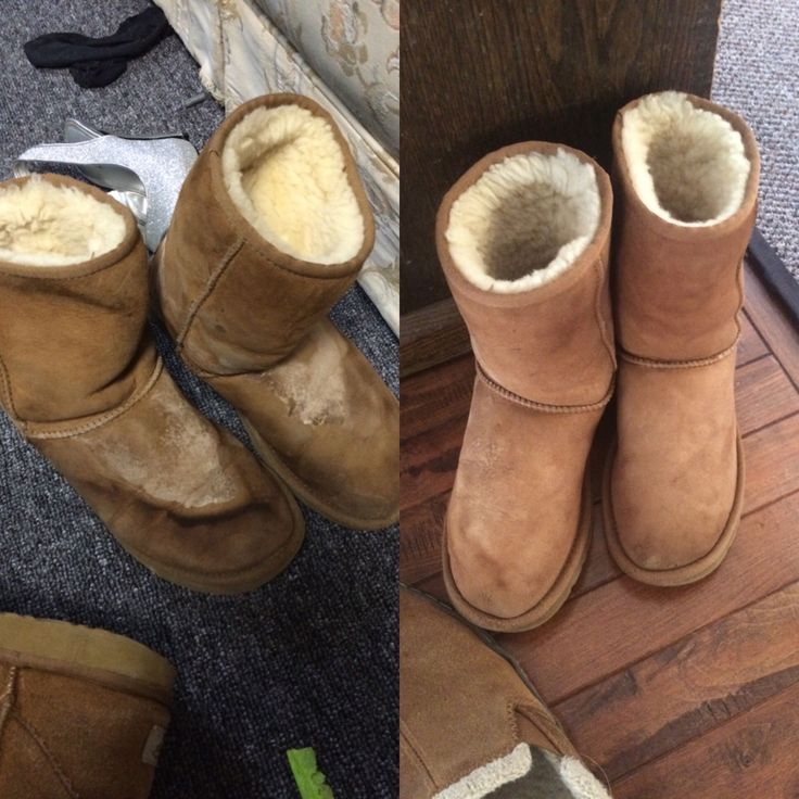 how to clean leather boots with household items
