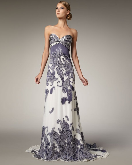 For the next marine corps ball? Love this dress because I love love love paisley!