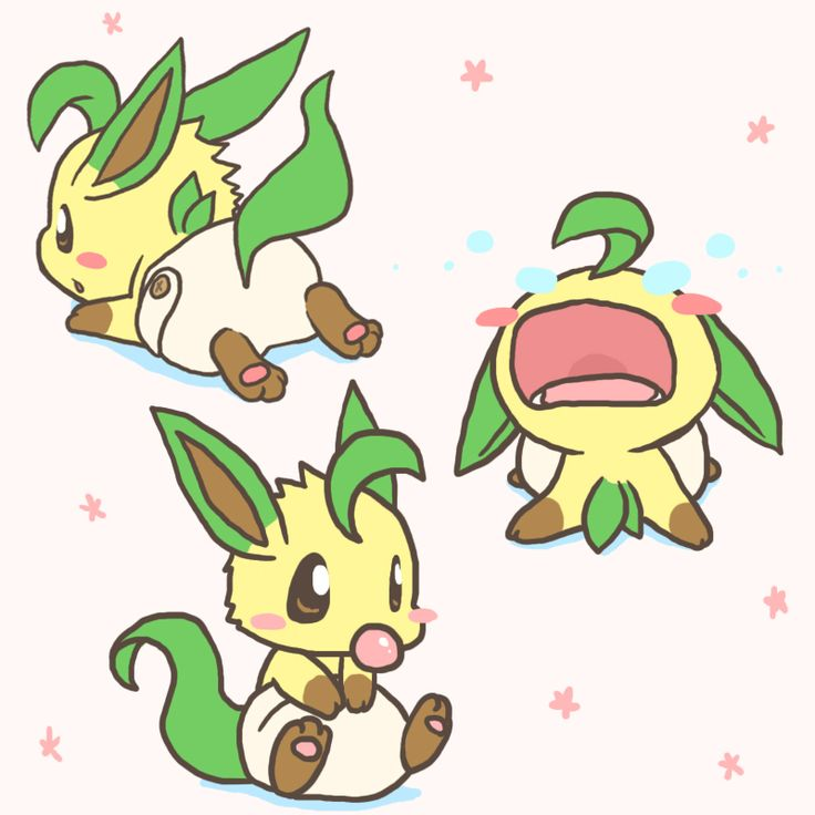 75 Best Images About Leafeon On Pinterest