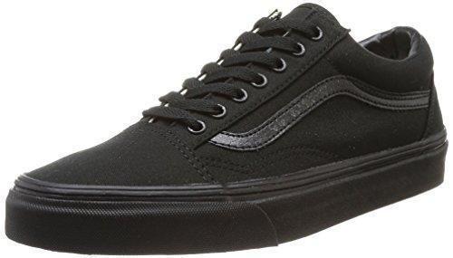 Oferta: 70€ Dto: -25%. Comprar Ofertas de Vans U OLD SKOOL BLACK/BLACK - Zapatillas de lona unisex, Negro (Nero (Schwarz/Black/Black)), 42.5 barato. ¡Mira las ofertas!