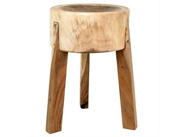 Timber Chopping stool from Dutch brand Storebror. perfect as a stool around the dining table or as a side table next to the lounge! This is also very popular in bathrooms next to the bath.