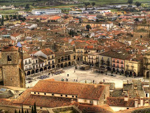 Trujillo, Cáceres, Extremadura