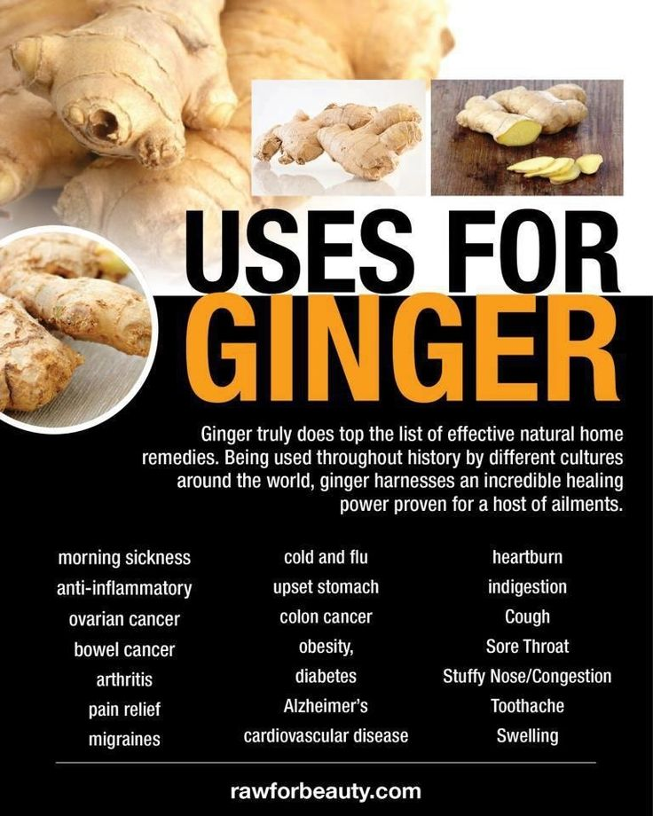 Food Facts benefits and uses of Ginger