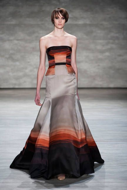 The most outrageously gorgeous gowns from NYFW 2014: Bibhu Mohapatra