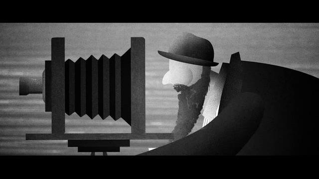 Bord de page by Benjamin Lebourgeois. Film d'animation réalisé durant ma deuxième année de prépa à supinfocom Valenciennes.