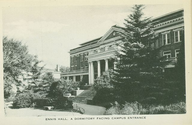 Central State Hospital Allen Building