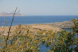 Rodas, Grecia, Mar, Playa, Agua