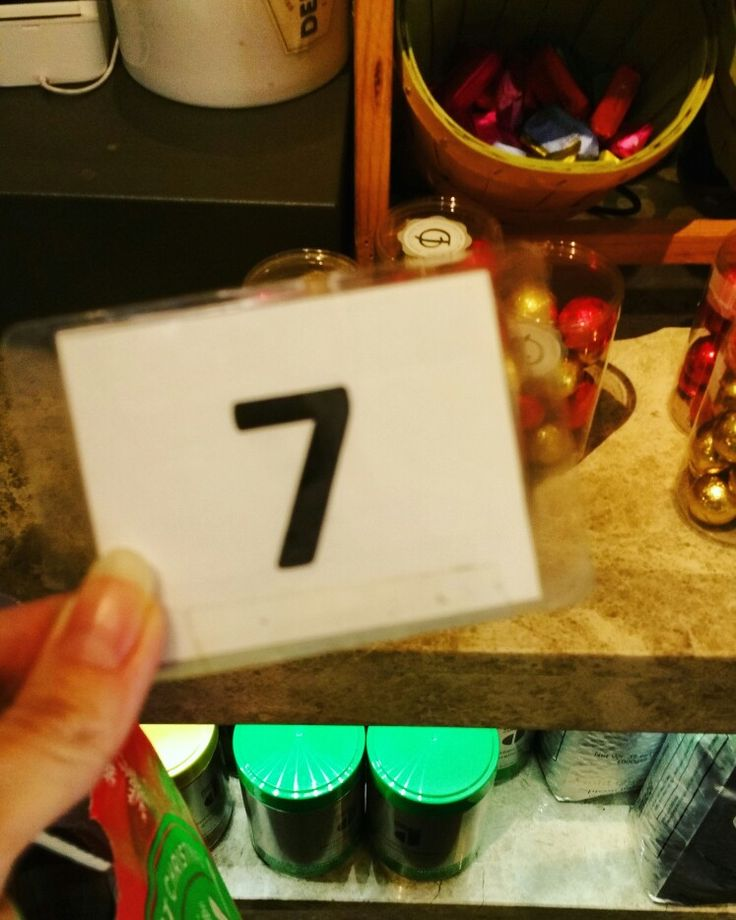 There's that #NumberSeven Again!:)😀Been showing up All Week,so I played #Lotto today,jic:)👍haha:)😆  #Seven happens to be my Most #Favorite #Number, too!:) 😉  Excited to see what my #Future holds!:) 😃  What's your #FavoriteNumber?:) ☺  Pic: #JamminJo 2016  📷