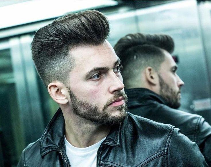 ... hommes Pompadour sur Pinterest  Coupe De Cheveux, Pompadour Pour