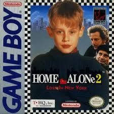 Home Alone 2 - Game Boy Game