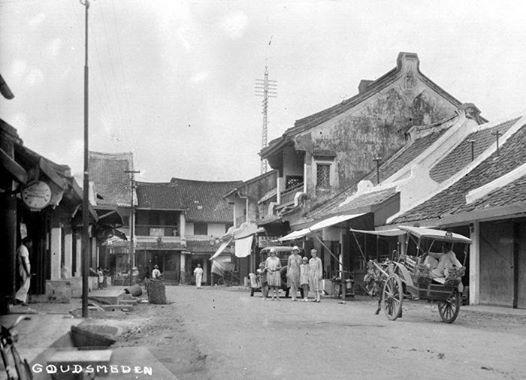 pasar senin, 1930