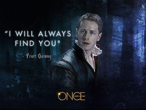 Prince Charming to Snow White