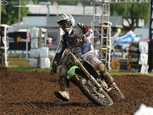 Loretta Lynn Motocross - Tuesday 2013 ~ RACING STUNTS