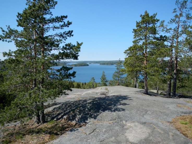 Hiidenvuori Iitti, south Finland
