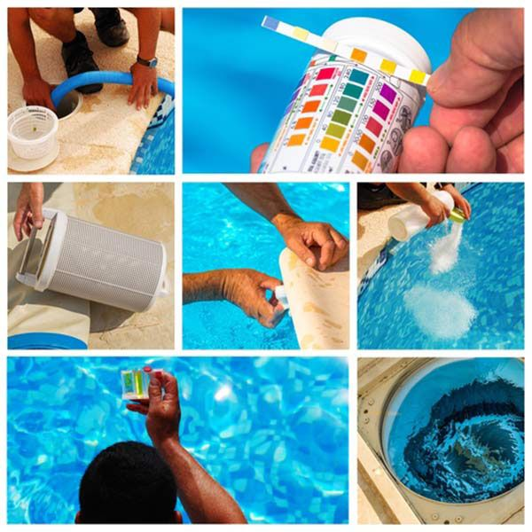 Best 25 Pool Cleaning Ideas On Pinterest Pool Cleaning Tips Swimming Pool Maintenance And