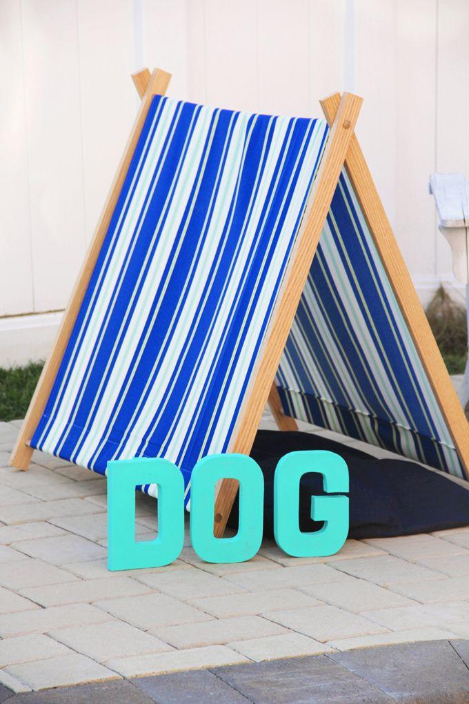 Dog Tent DIY                                                                                                                                                                                 More