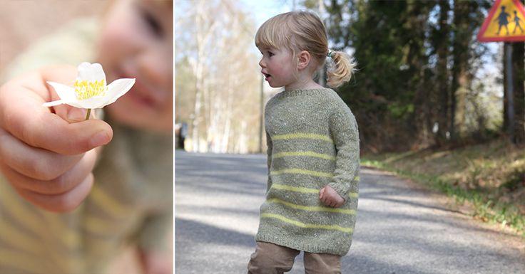Lille Frøken Seiler-genser - Pickles