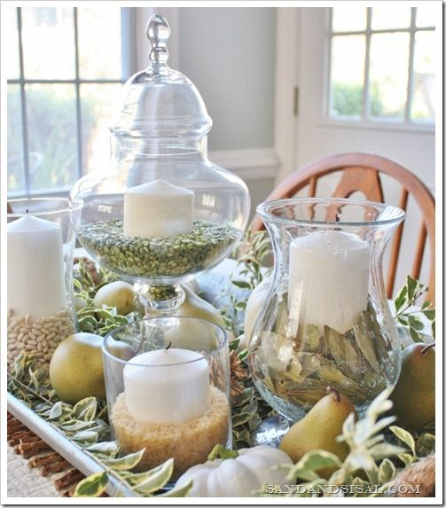 Vase Fillers: How to Decorate with a Terrarium without Plants « The Art of Hospitality