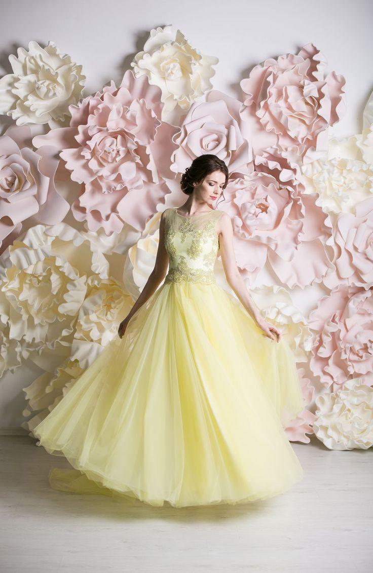 "Evening Gown | Вечернее платье ""Аурели"" — работа дня на Ярмарке Мастеров"