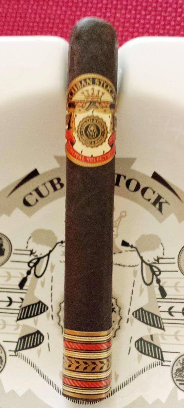 CigarDan's Cheap Ash Reviews: Cuban Stock Cigars Royal Selection Read the review @ Cheapashcigar.com