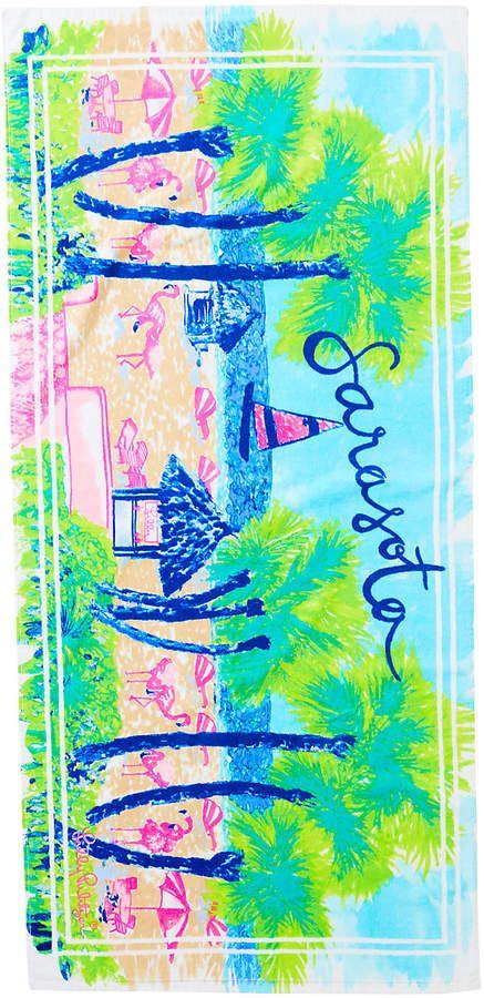cefb3abb613fb8 Lilly Pulitzer Destination Beach Towel | Lilly Pulitzer | Beach ...