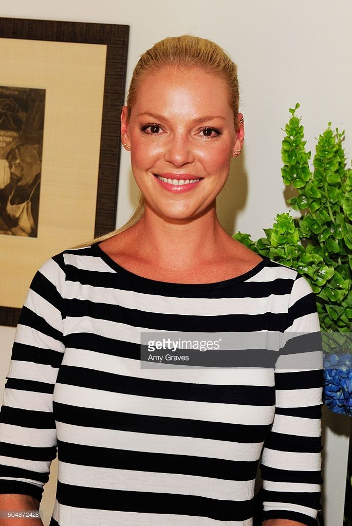 Katherine Heigl attends the Jen Klein Day of Indulgence on August 16, 2015 in Los Angeles, California.
