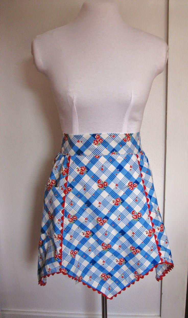 Blue apron junior editor - Apron History Patterns