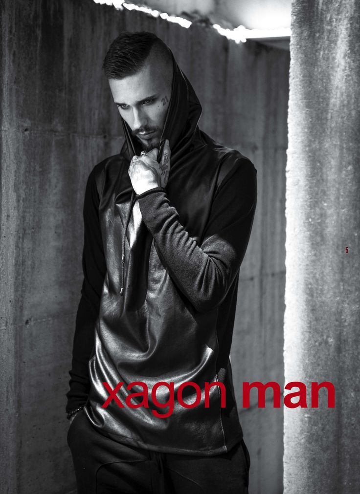 Newest arrivals from #GROUNDSOUL collection #FW14 by #xagoman. #fashion #xagonworld #man #style