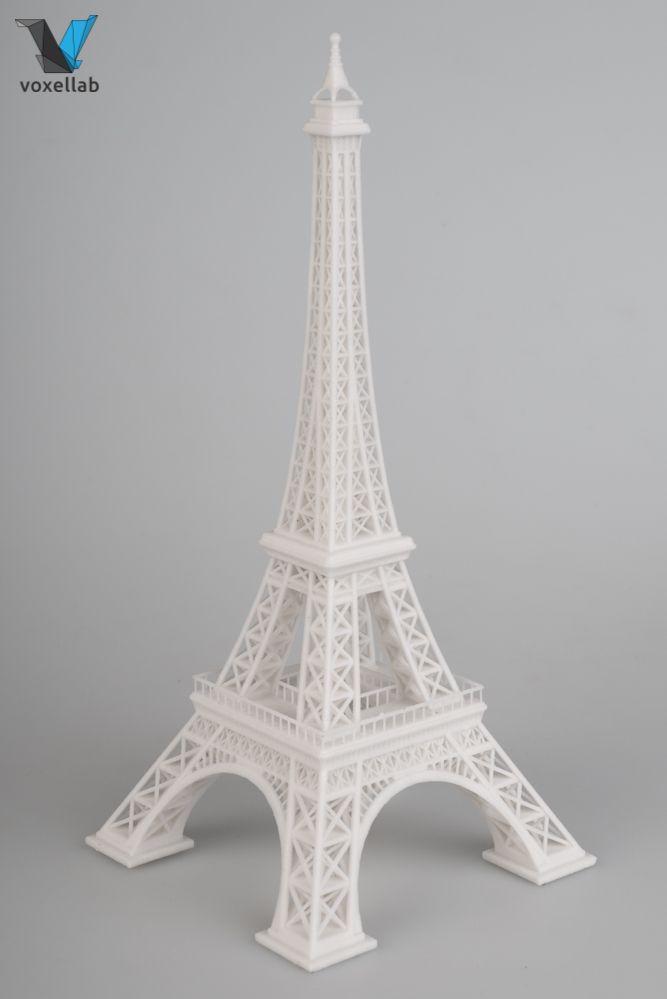 3D štampa maketa - Ajfelova kula