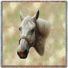 Quarter Horse Throw