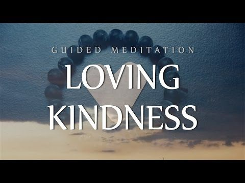Guided Meditation for Giving & Receiving Loving Kindness (Happiness, Abundance & Healing) - YouTube