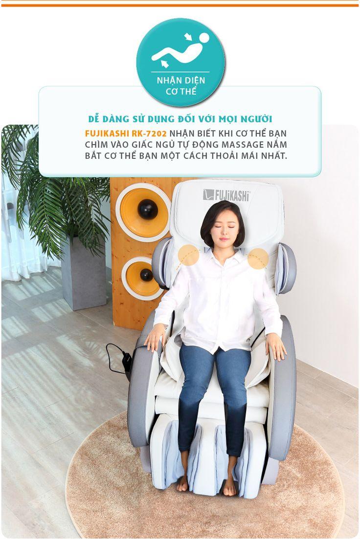Kết quả hình ảnh cho ghế massage Fujikashi toàn thân