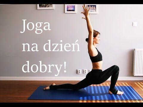 (5) Poranna Joga na Dzień Dobry! - YouTube