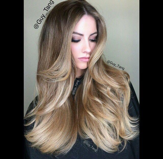 Katherine Webb Hair Hair Balayage Hair Guy Tang