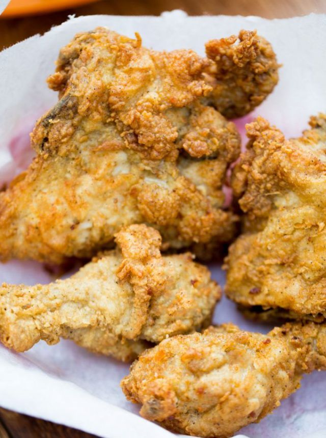 KFC Original Recipe Chicken decoded by a food reporter and republished with all 11 herbs and ...