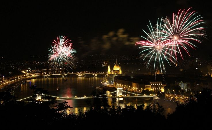 Photography Fireworks  Wallpaper