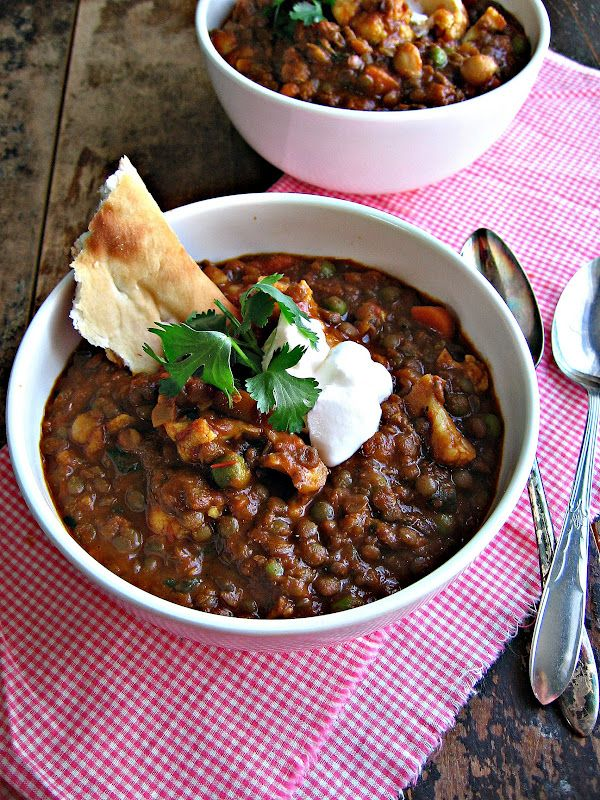 how to cook lentils in thermomix