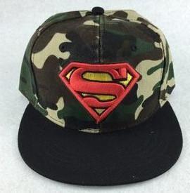 2015 New Fashion Superman Snap Back Snapback Caps