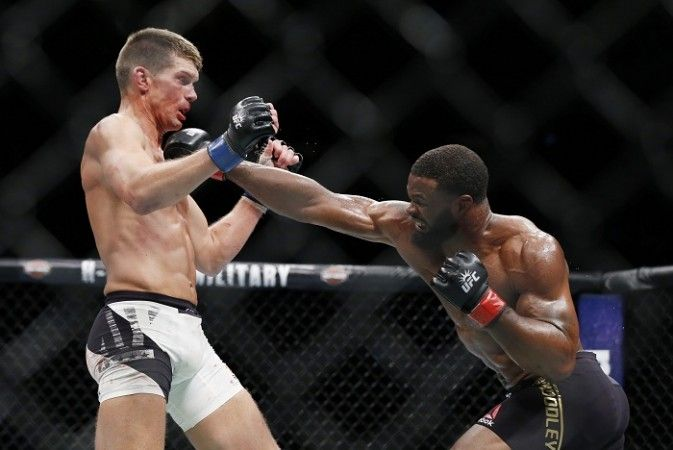 Tyron Woodley looking for a new opponent, questions Demian Maia decision to fight Jorge Masvidal at UFC 211