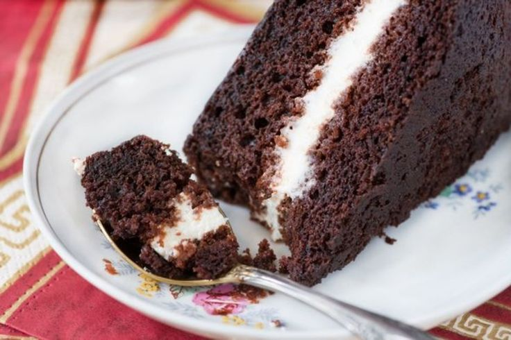 The Hostess Cupcake Cake