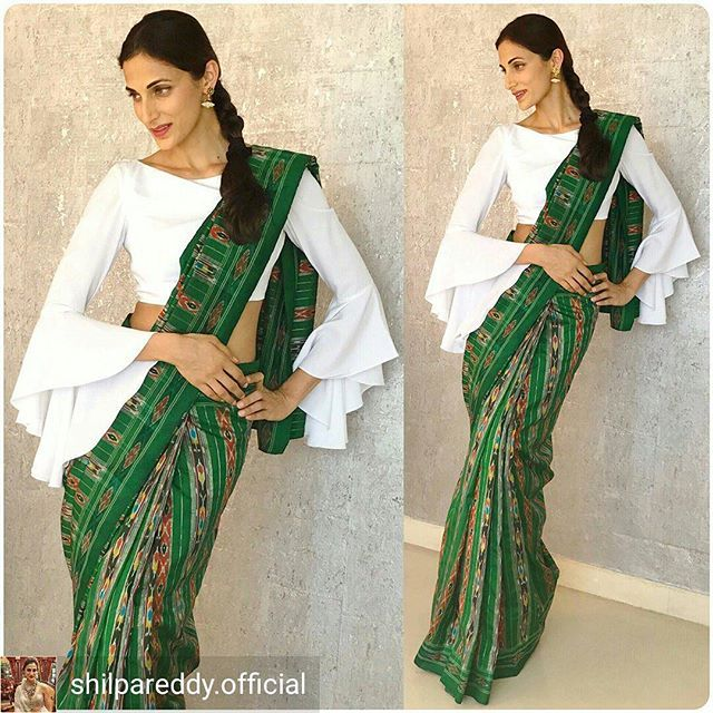 from @shilpareddy.official - Style file - The stripe story ...