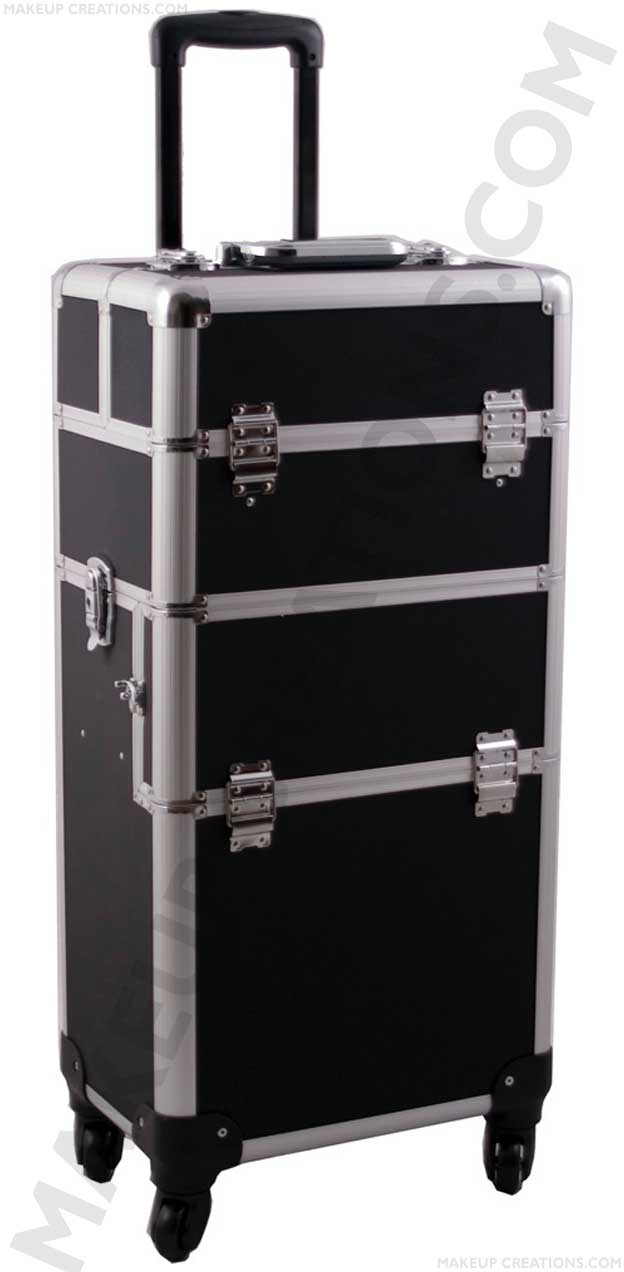 Suitcase With Drawers 40 Best Luggage Images On Pinterest Makeup Case Makeup Train