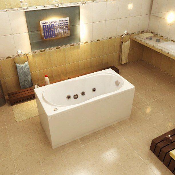 🛀 Ванна 🛀 #Bas Тесса  🚙 ⏳ Поймайте специальную скидку 👉 1 140 рублей! ⏳ 🚙  #акриловая, #акриловые, #ванны, #дизайн, #ремонт, #обустройство, #сантехника, #скидки, #ванна.