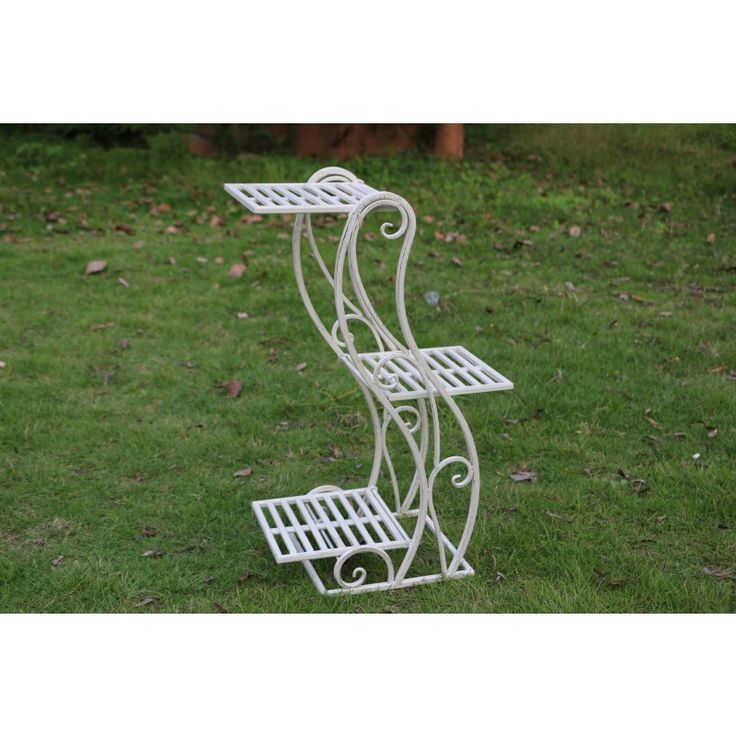 MID-78 Mia 3 Tier Curved Planter Stand