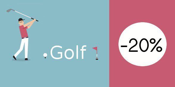 #golf Votre #domaine en .GOLF est actuellement en promo chez PHPNET #Sport
